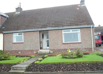Thumbnail 2 bedroom semi-detached house to rent in 24 High Road, Strathkinness, Fife