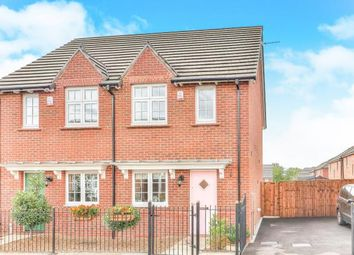 Thumbnail 2 bedroom semi-detached house for sale in Egbert Street, Moston, Manchester, Greater Manchester