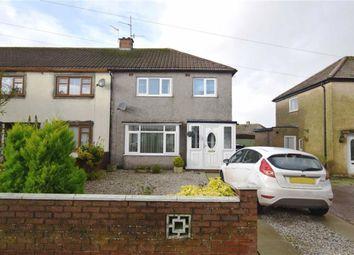 Thumbnail 3 bed semi-detached house for sale in Eskdale Drive, Dalton-In-Furness, Cumbria