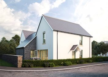 Thumbnail 3 bed semi-detached house for sale in The Llangors, The Cedars, Off Hillside, Llangattock
