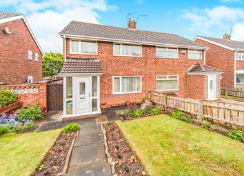 Thumbnail 3 bedroom semi-detached house for sale in Marley Walk, Hartlepool