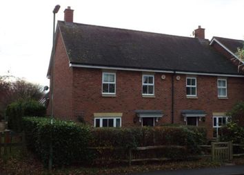 Thumbnail 4 bedroom end terrace house for sale in Bishops Waltham, Southampton, Hampshire