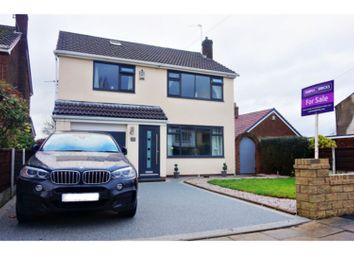 Thumbnail 5 bed detached house for sale in Bury Old Road, Heywood