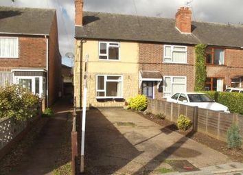 Thumbnail 3 bed end terrace house to rent in Gotham, Nottingham