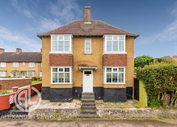 Thumbnail 4 bed end terrace house for sale in Ridge Avenue, Letchworth Garden City