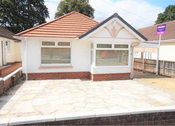 Thumbnail 2 bed detached bungalow for sale in Mon Crescent, Southampton