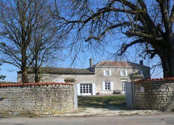 Thumbnail 5 bed detached house for sale in Chef-Boutonne, Deux-Sevres, 79110, France