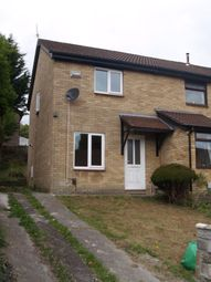 Thumbnail 3 bed semi-detached house to rent in Marloes Close, Barry
