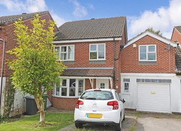 Thumbnail 4 bed detached house for sale in Mallard Close, Bishops Waltham, Southampton