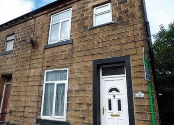 Thumbnail 2 bed end terrace house for sale in Hermit Hole, Halifax Road, Keighley