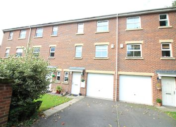 Thumbnail 3 bed town house for sale in Nursery Close, Kippax, Leeds