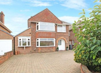 Thumbnail 4 bed detached house for sale in Palatine Road, Goring By Sea, Worthing