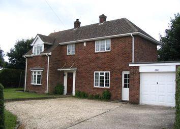 Thumbnail 2 bed detached house to rent in Old Kempshott Lane, Worting, Basingstoke