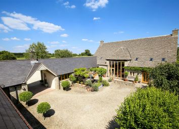 Thumbnail 6 bed country house for sale in Park Farm Court, Minchinhampton, Stroud
