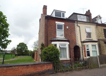 Thumbnail 3 bed end terrace house for sale in Victoria Road, Netherfield, Nottingham