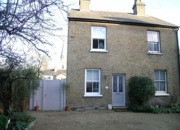 Thumbnail 2 bed semi-detached house to rent in Bluecoat Yard, Ware