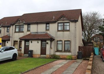 Thumbnail 3 bedroom end terrace house for sale in Glen Sannox Drive, Cumbernauld, Glasgow, North Lanarkshire