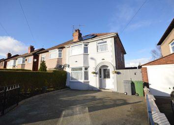 Thumbnail 3 bed semi-detached house for sale in Quarry Avenue, Bebington, Wirral