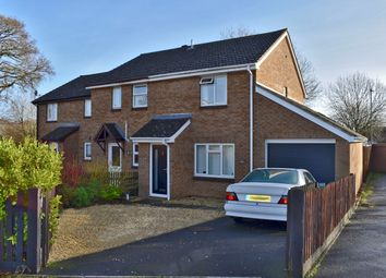 Thumbnail 3 bed end terrace house for sale in Spartina Drive, Lymington