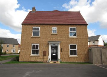 Thumbnail 3 bed semi-detached house for sale in William Spencer Avenue, Sapcote, Leicester