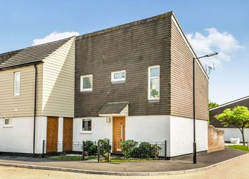Thumbnail 2 bed end terrace house for sale in Domville Close, London