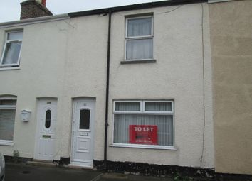 Thumbnail 2 bed terraced house to rent in Queen Street, Sutton Bridge, Spalding