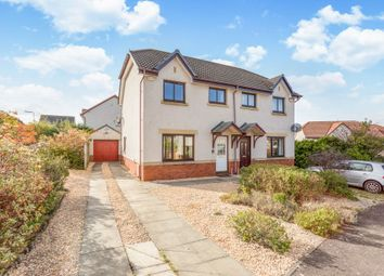 Thumbnail 3 bedroom semi-detached house for sale in 150 The Murrays, Liberton, Edinburgh