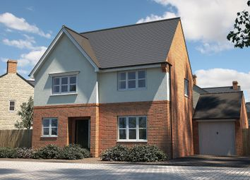 "Thumbnail 4 bed detached house for sale in ""The Sawley"" at Heath Lane, Lowton, Warrington"