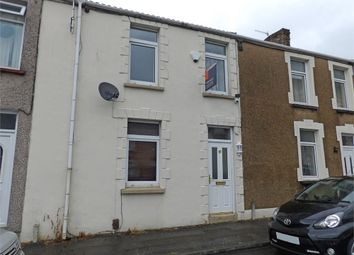 Thumbnail 3 bed terraced house for sale in Regent Street East, Neath, West Glamorgan