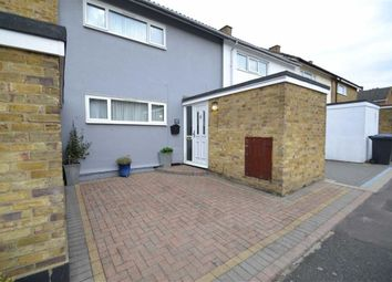 Thumbnail 2 bed terraced house for sale in Church Leys, Harlow, Essex