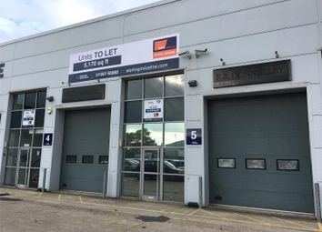 Thumbnail Light industrial to let in Unit 5, Chartwell Business Centre, Chartwell Road, Lancing