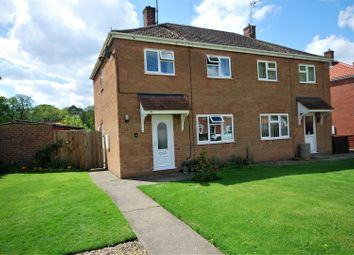 Thumbnail 2 bed semi-detached house for sale in Gleed Avenue, Donington, Spalding