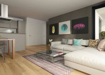 Thumbnail 2 bed flat for sale in Bermondsey Works, Verney Road