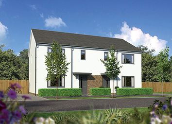 """Thumbnail 3 bed terraced house for sale in """"Caplewood"""" at Kingswells, Aberdeen"""