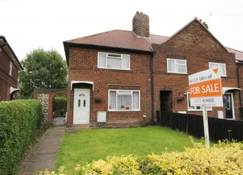 Thumbnail 3 bed property for sale in Westfields Avenue, Ashby-De-La-Zouch