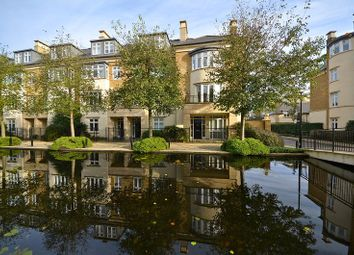 Thumbnail 5 bed terraced house to rent in Melliss Avenue, Kew Riverside, Surrey