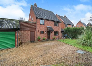 Thumbnail 5 bed detached house for sale in Grove Road, Brockdish, Diss