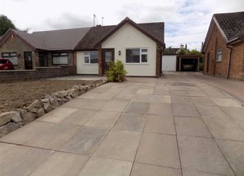 Thumbnail 2 bed detached bungalow to rent in James Crescent, Werrington, Staffordshire
