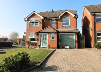 Browning Road, Church Crookham, Fleet GU52. 4 bed detached house for sale
