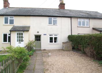 Thumbnail 2 bedroom terraced house for sale in The Common, Tunstall, Woodbridge
