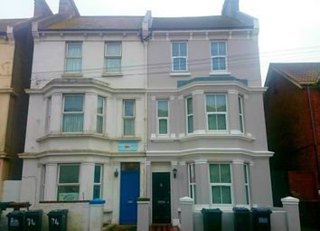 Thumbnail 1 bed flat to rent in Langney Road, Eastbourne