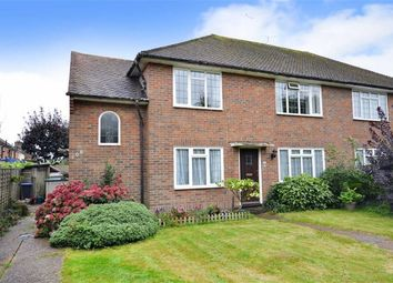Thumbnail 2 bed flat for sale in Upper Brighton Road, Broadwater, Worthing, West Sussex