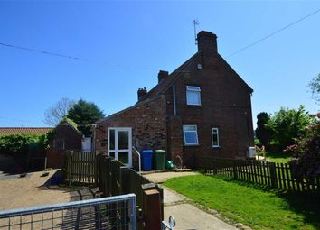Thumbnail 3 bed semi-detached house for sale in Bridlington Bay Road, Carnaby, East Yorkshire