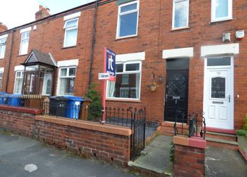 Thumbnail 3 bed terraced house for sale in Alldis Street, Stockport