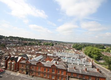 Thumbnail 1 bed flat to rent in Bridge House, Farnsby Street, Swindon