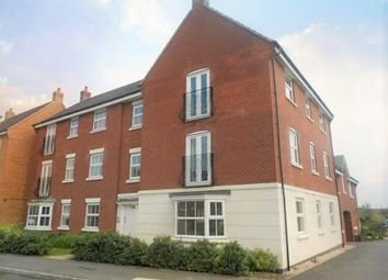 Thumbnail 2 bed flat for sale in Hough Way, Essington, Wolverhampton
