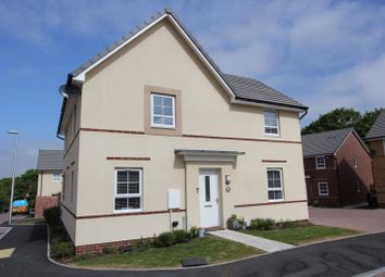 Thumbnail 4 bed detached house for sale in Cae Brewis, Boverton, Llantwit Major