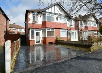 Thumbnail 3 bed semi-detached house for sale in Canterbury Road, Offerton, Stockport