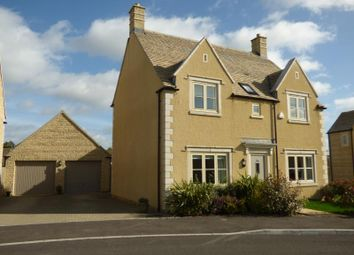 Thumbnail 4 bed property for sale in Jacobs Piece, Fairford, Gloucestershire