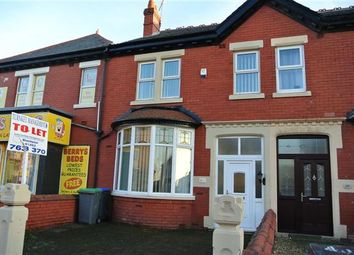 Thumbnail 4 bedroom terraced house for sale in Waterloo Road, Blackpool